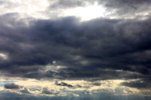 Stormy Clouds 2014