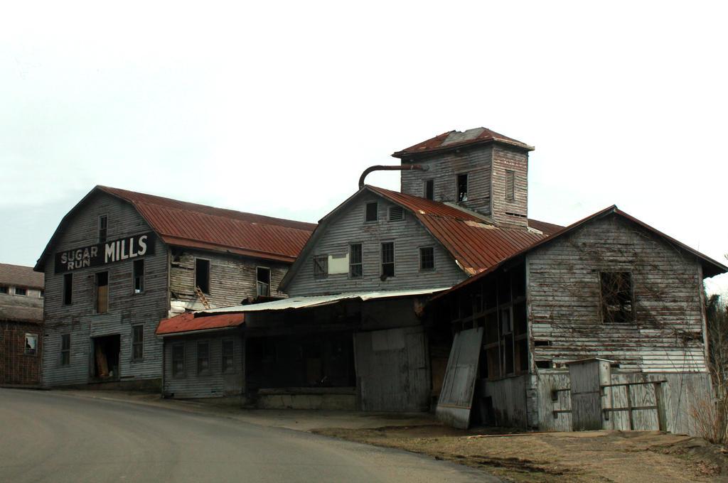 Sugar Run Mills by Thy-Darkest-Hour