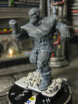 Thanos Stone Golem 3D pog commission