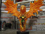 White Phoenix Hope resculpt