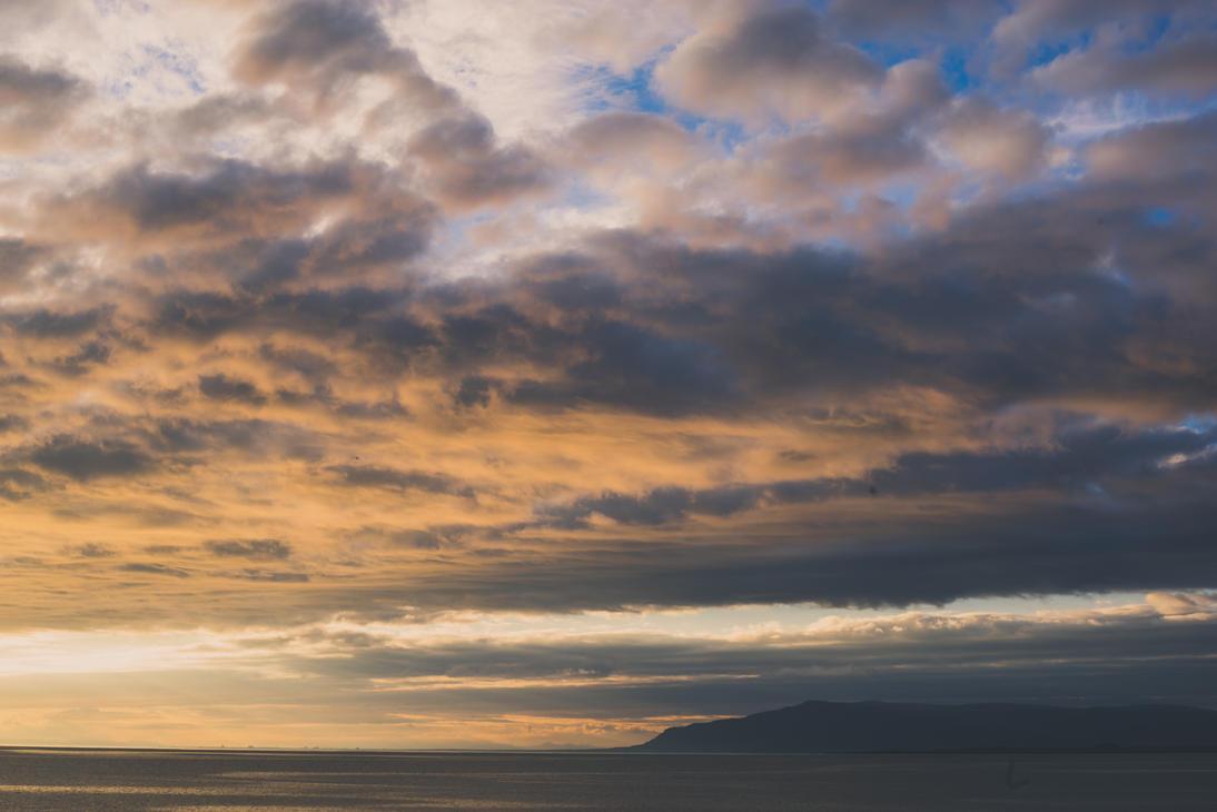 Blazing Skies by Ardak