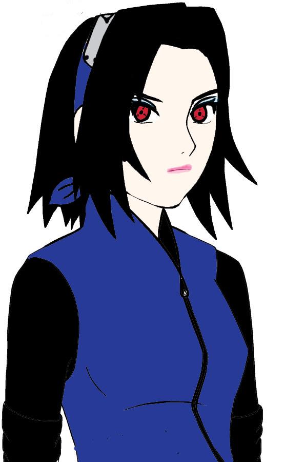 sakura and sasuke's child by likexsummerxrain on DeviantArt