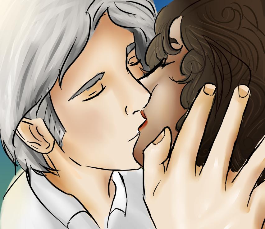 Kissy Kissy by IamWatchingYouo-o