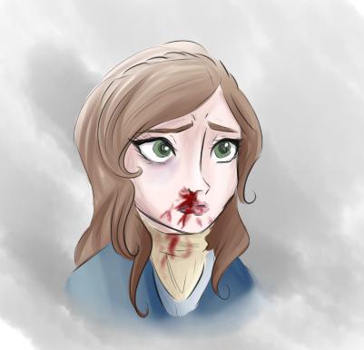 nose bleed by likexsummerxrain