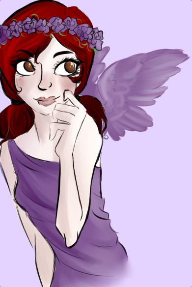 angel zoey by likexsummerxrain