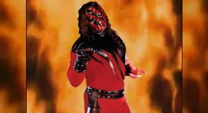 WWE Old Kane Background No Logo
