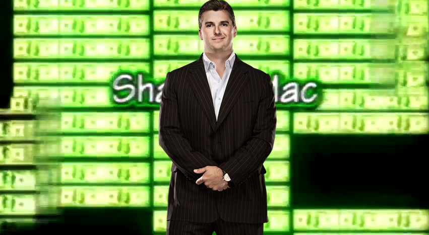 WWE Shane Mcmahon Background No Logo
