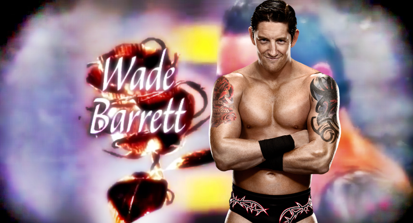 WWE Wade Barrett Background No Logo