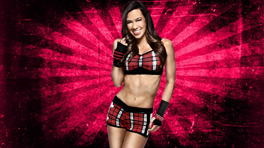 gallery for aj lee twitter background