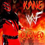 Kane WWE Custom Cover