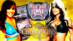 Layla vs Kaitlyn Divas Championship NOC 2012