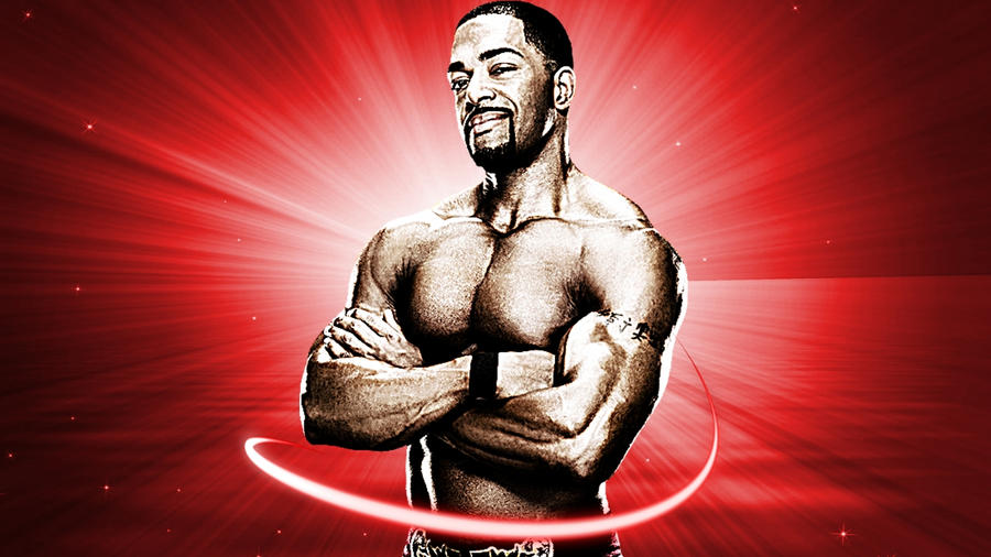 David Otunga WWE GFX by MrAwesomeWWE on DeviantArt