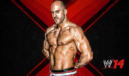 Antonio Cesaro WWE'14 Custom