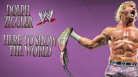 New WHC Dolph Ziggler WWE Custom Wallpaper