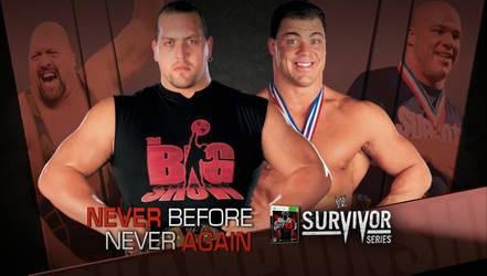 Survivor Series 2011 Remake - Big Show vs Angle