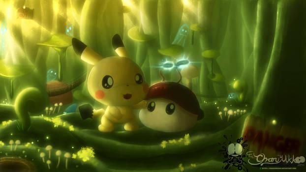 DA Fan Mashup - Forbidden Magical Forest