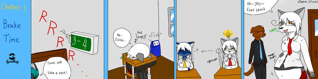 Furry Vore High School Chapter 1 By Hwanghyeollang On Deviantart High quality vore comics created by professional comic artists. furry vore high school chapter 1 by