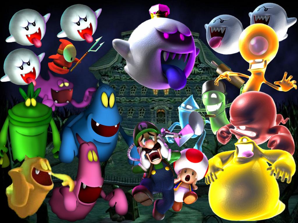 Will Greenies Return From Dark Moon Luigi S Mansion 3