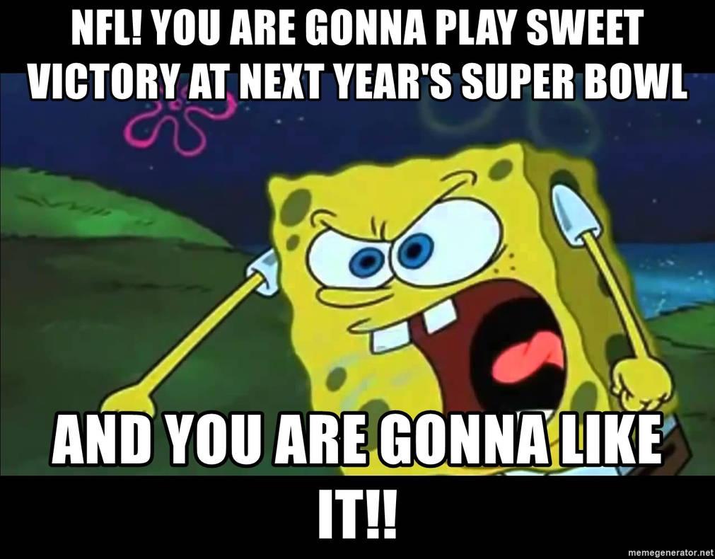 Spongebobs rage meme by toongamer23
