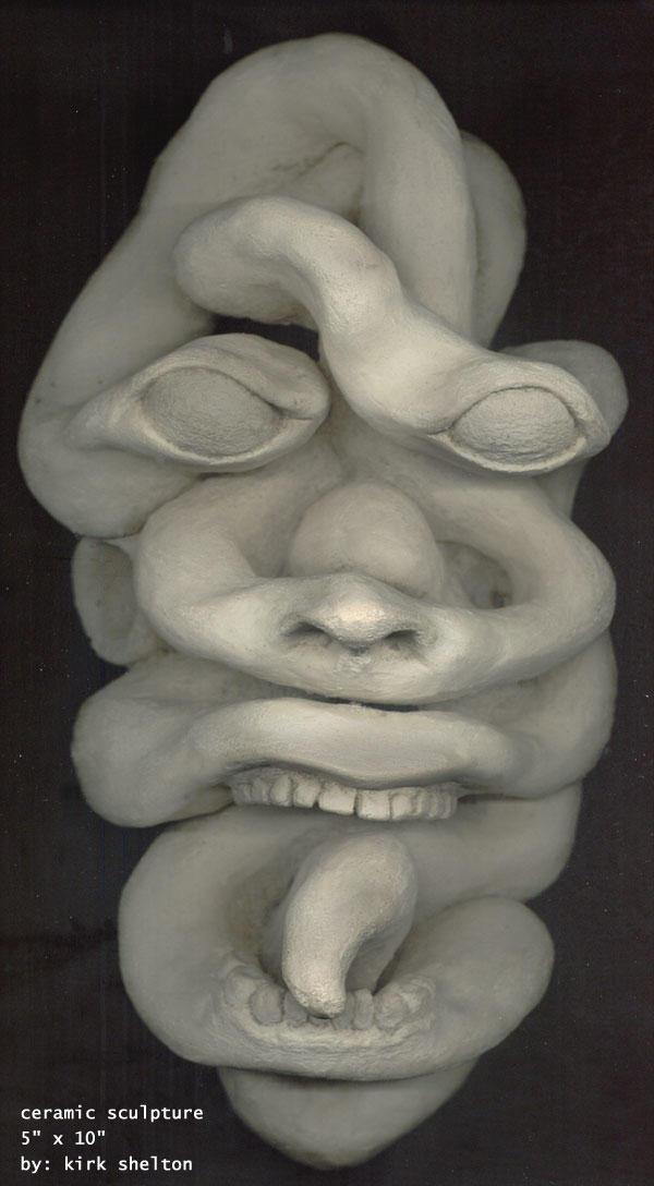 Gut Face by kirkfinger