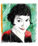 amelie portrait