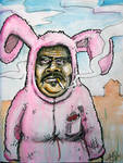 bunny man can sing