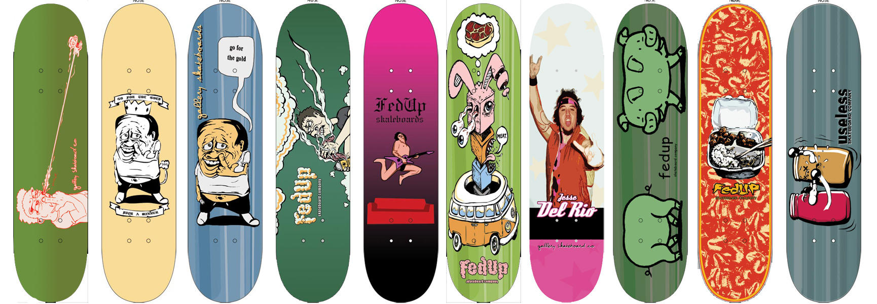 skateboard designs, random. by kirkfinger on DeviantArt