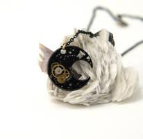 Dark Moon pendant