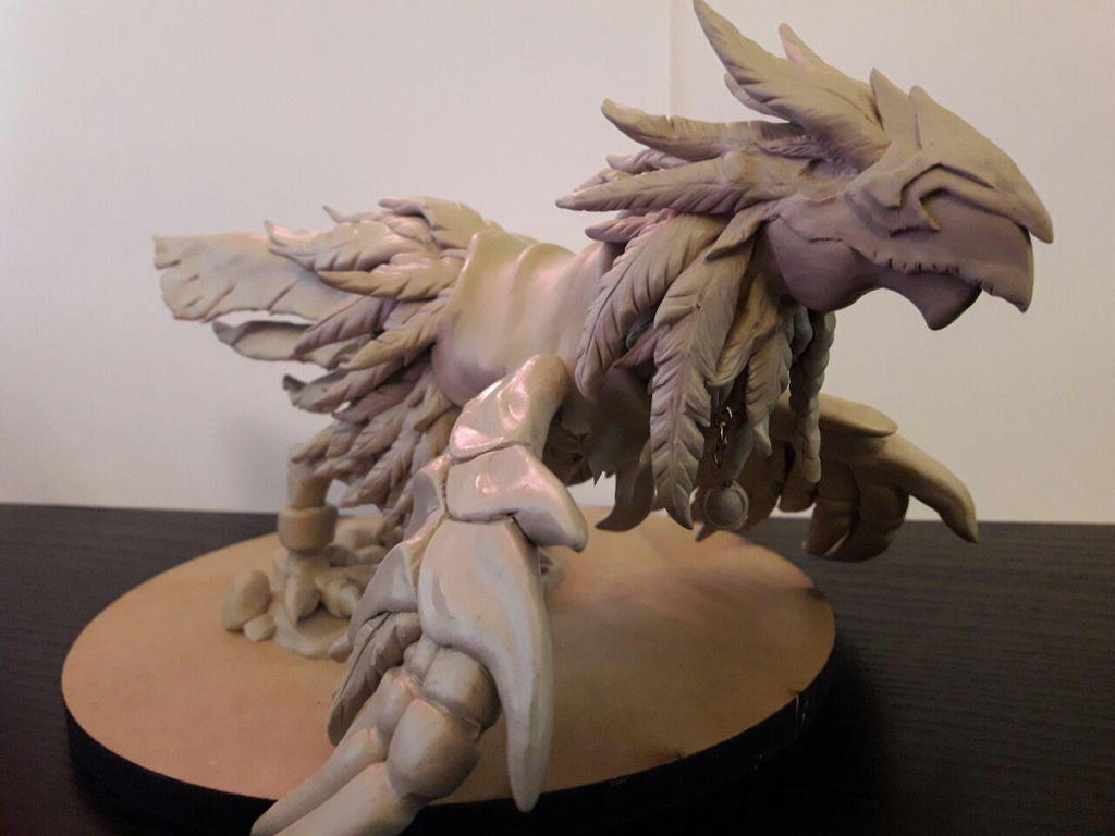 Raven Lord (World of Warcraft Sculpture)