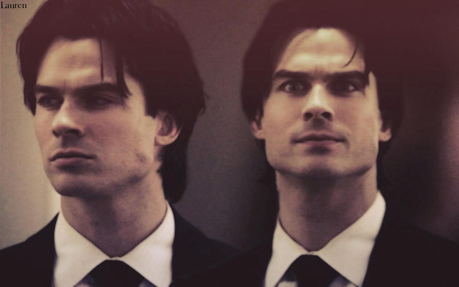 .Damon Salvatore by Lauren452