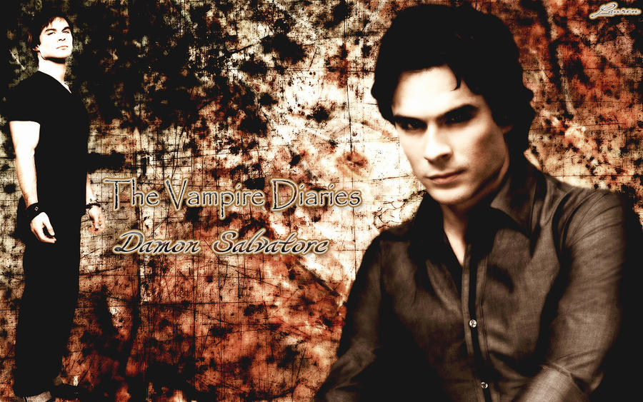 The Vampire Diaries - Damon by