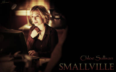 Smallville - Chloe Sullivan