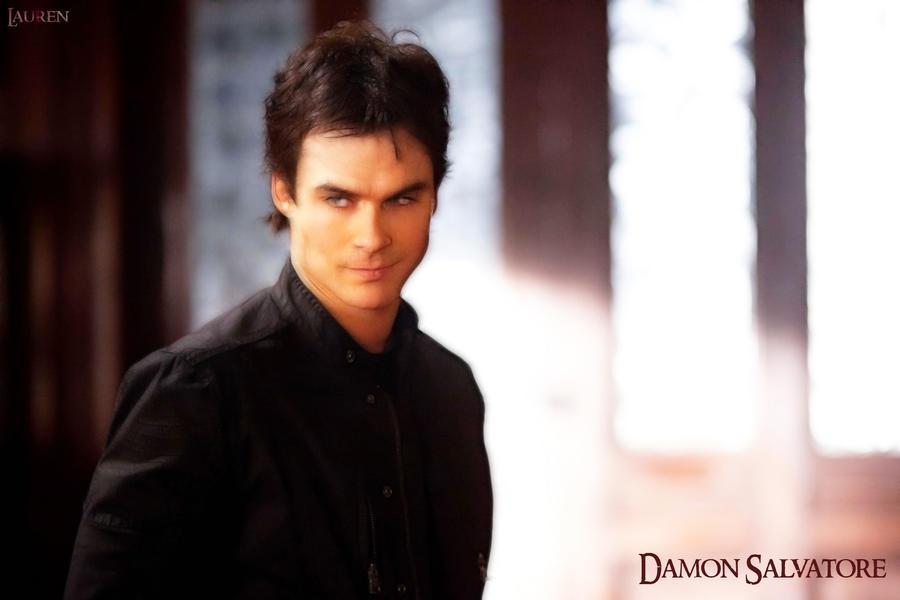 Damon Salvatore - 2x18 by Lauren452 on DeviantArt