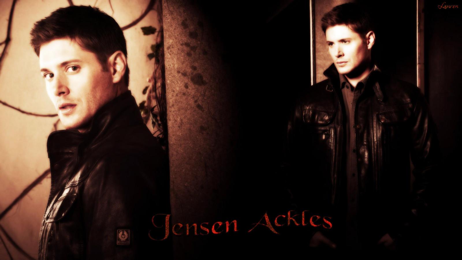 Jensen Ackles. by Lauren452