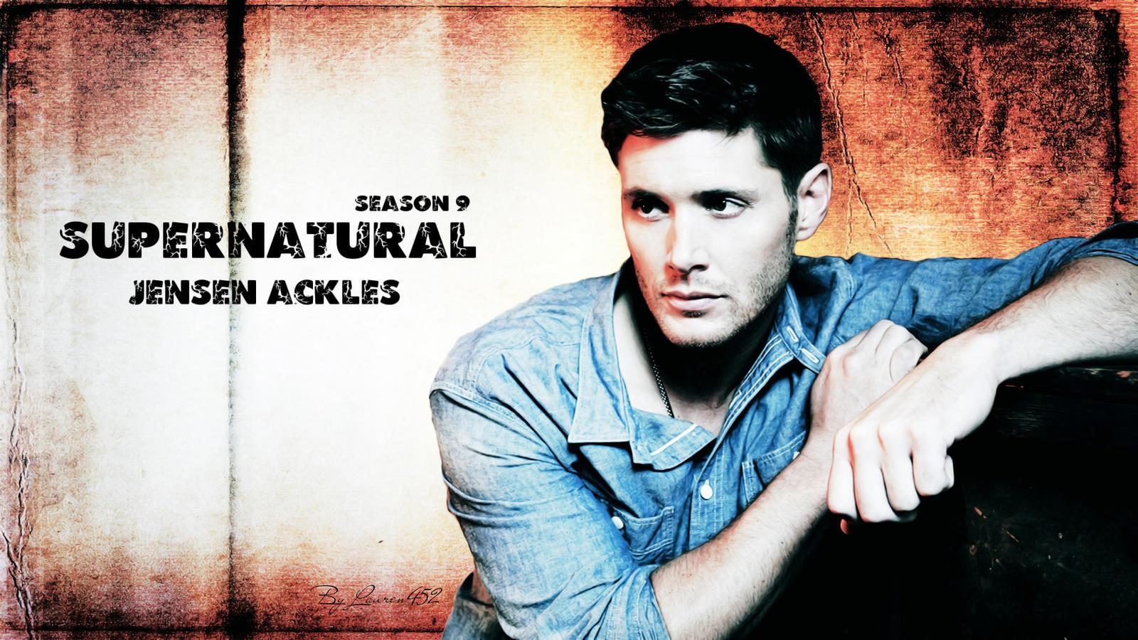 Jensen Ackles by Lauren452