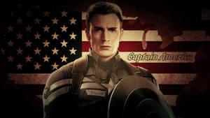 Captain America by Lauren452