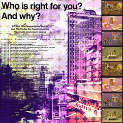 Who Is Right For You? And Why?