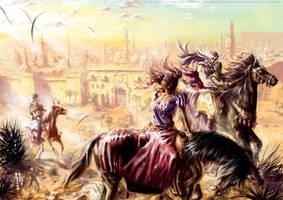 Farewell Tehuan by Musashi-son