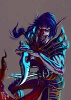 Rogue Troll Lehon by Musashi-son