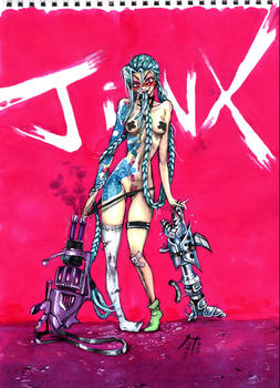 Hot Jinx