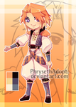 AdoptableAuctionChibi01(CLOSED) by Rofeal