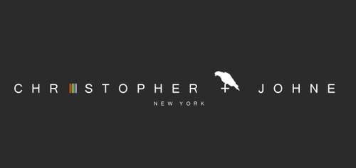 Christopher Johne Logo 1 by cjrogers1993