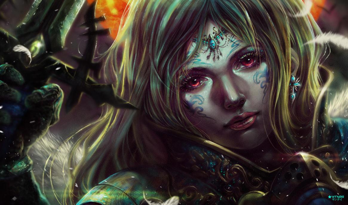 Blue Valkyrie by YTNAS