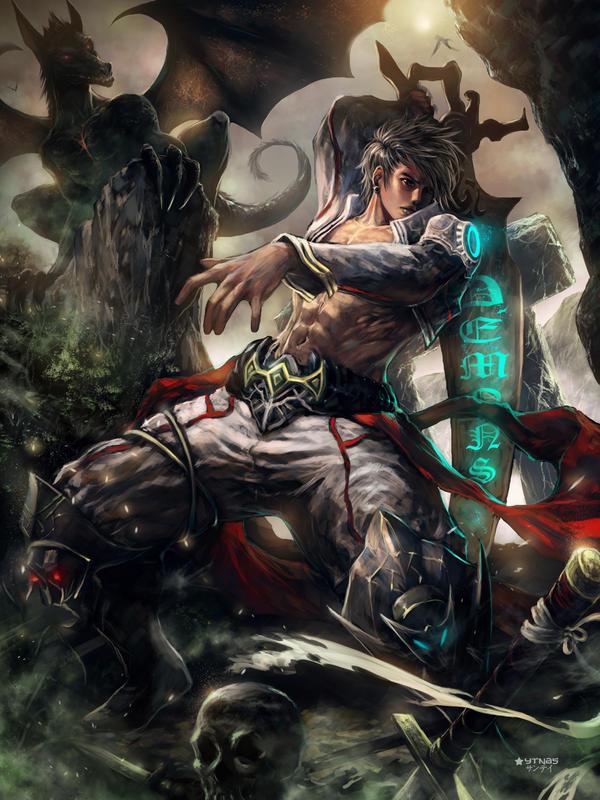 Demon Slayer by YTNAS