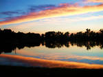Romantic Sunset by jessyhorse