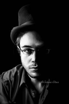 Portrait - Antoine Daniel