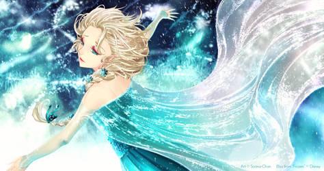 FanArt Elsa