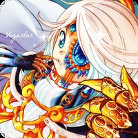 CHIBI Commission - Vega by Sorina-chan