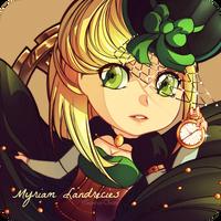 CHIBI Commission - Myri by Sorina-chan