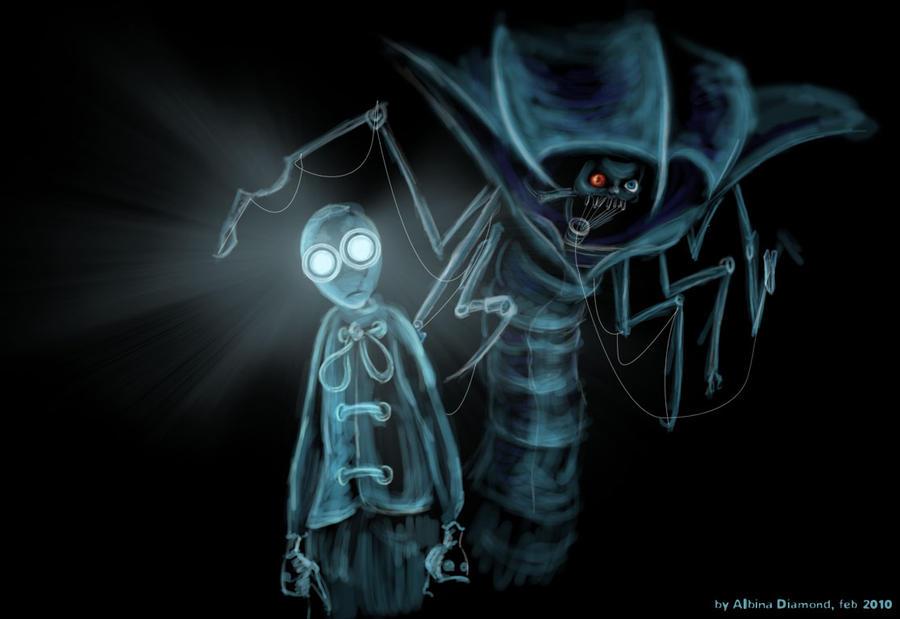 9 - Hey Stitchpunks by AlbinaDiamond